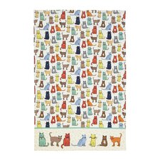 Catwalk Tea Towel