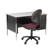 540 Series Laminate Particleboard Teacher's Computer Desk