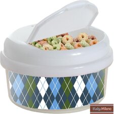 Argyle Single 12 Oz. Food Storage Container