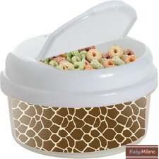 Giraffe Single 12 Oz. Food Storage Container