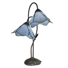 "Poelking Lily 21"" Table Lamp"