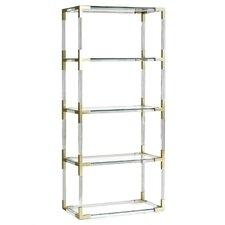 """Jacques 66"""" Etagere Bookcase"""