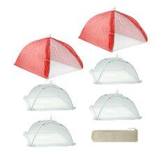 Cabana Style Food Tent Kit (Set of 7)
