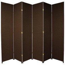 "84"" x 96"" 6 Panel Room Divider"