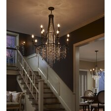 Cascade 5-Light Crystal Chandelier