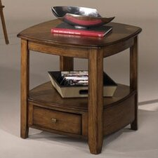 Primo End Table by Hammary