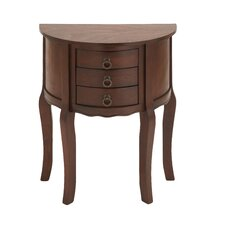3 Drawer Nightstand by Woodland Imports