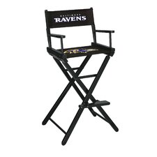 NFL Bar Height Director Chair by Imperial