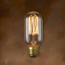 Nostalgic 40W Incandescent Light Bulb (Set of 5)