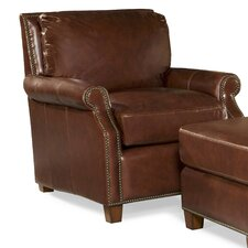 Kingston Club Chair and Ottoman by Palatial Furniture