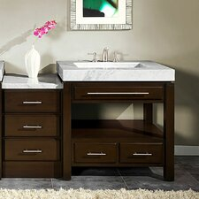 Stanton 56 Single Bathroom Vanity Set by Silkroad Exclusive