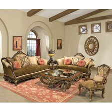 Sicily Coffee Table Set by Benetti's Italia