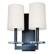 Patricia 2-Light Wall Sconce