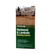 Armstrong Hardwood and Laminate Floor Care System (Set of 6)