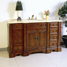 58 Single Chest Bathroom Vanity Set by Legion Furniture