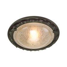 Olivia 1 Light Flush Ceiling Light