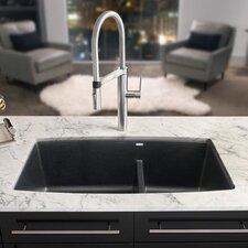 """Performa 33"""" x 19"""" 2 Basin Undermount Kitchen Sink"""