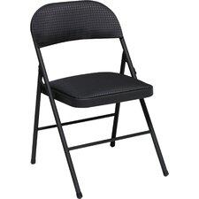 Fabric Folding Chair (Set of 4)