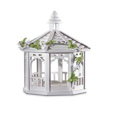 Sweet Pavilion Decorative Tray Bird Feeder