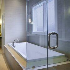 Designer Versailles 66 x 36 Soaking Bathtub by Hydro Systems