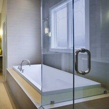 Designer Versailles 72 x 36 Soaking Bathtub by Hydro Systems