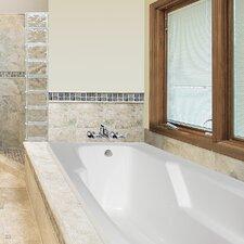 Designer Entre 60 x 32 Whirlpool Bathtub by Hydro Systems