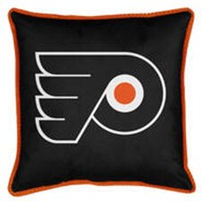 NHL Philadelphia Flyers Throw Pillow