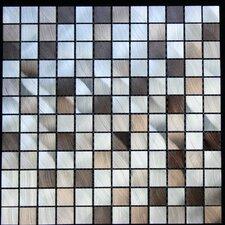 "1"" x 1"" Aluminum Metal Tile in Multi-Color"