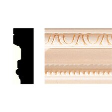 3/4 in. x 2 in. x 8 ft. Hardwood Casing/Chair Rail Moulding
