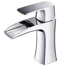 Fortore Single Handle Deck Mount Vanity Faucet