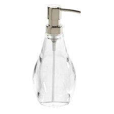Droplet Bathroom Accessories 10Oz. Soap Dispenser (Set of 6)