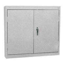 Wall 2 Door Storage Cabinet by Sandusky Cabinets
