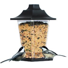 Carriage Hopper Bird Feeder