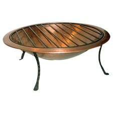 Royale Copper Fire Pit