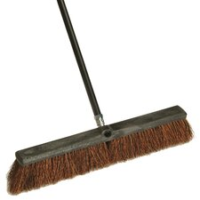 "18"" Block Push Broom"