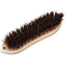 Stiff Palmyra Bristle Scrub Brush