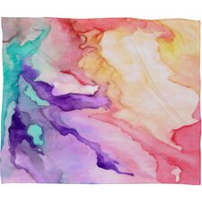 Rosie Brown Color My World Throw Blanket