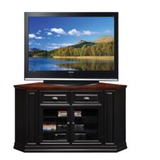 "Black Cherry 62"" TV Stand"