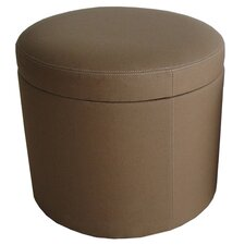 Valencia Storage Ottoman by Screen Gems