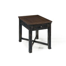 Clanton End Table by Magnussen Furniture