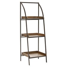 Taylor 47 Leaning Bookcase by Safavieh