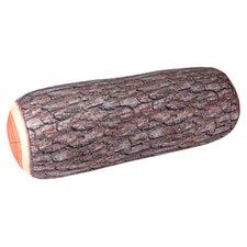 Log Head Rest Micro Bead Bolster Cushion