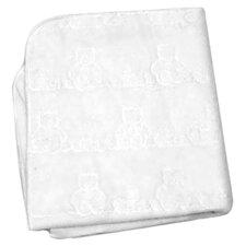 Waterproof Mini Flat Crib Sheet
