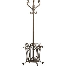 Iron Costumer Coat Rack by Darby Home Co