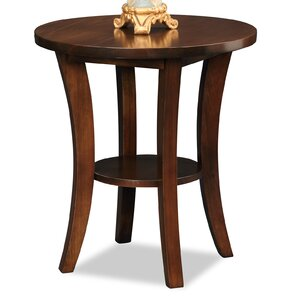 Boa End Table by Leick Furniture