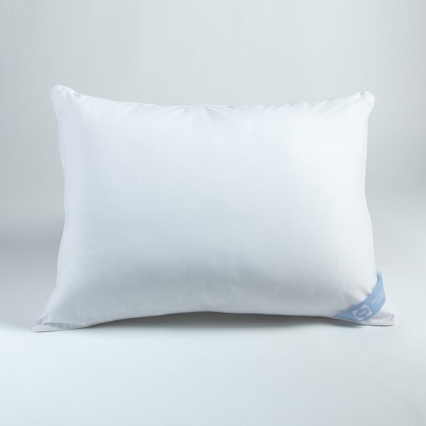 downlite sealy 300 thread count down alternative pillow u0026 reviews wayfair