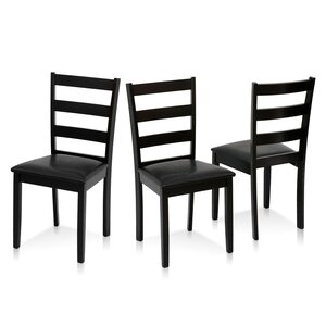 Cos Simply Solid Wood Side Chair (Set of 3) by Furinno