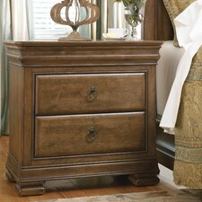 Belchers 2 Drawer Nightstand by Darby Home Co