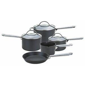 Professional 5 Piece Non-Stick Cookware Set