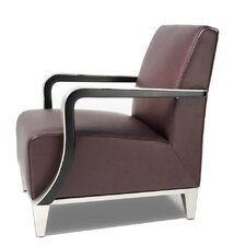 Marbella Leather Armchair by Bellini Modern Living